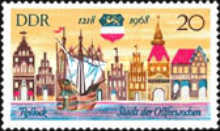 [The 750th Anniversary of Rostock, Typ ALW]