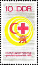 [The 50th Anniversary of Red Cross, Typ APA]