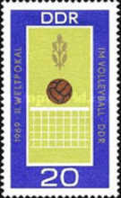 [Sports - World Championships in DDR, Typ APZ]
