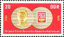 [The 25th Anniversary of the Free German Trade Union, Typ ATE]