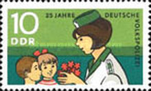[The 25th Anniversary of the East German Folk Police, Typ ATH]