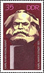 [Statue of Karl Marx, Typ AYD]
