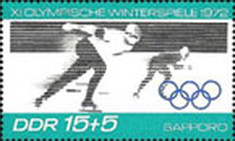 [Winter Olympic Games - Sapporo, Japan, Typ AYW]
