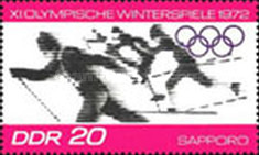 [Winter Olympic Games - Sapporo, Japan, Typ AYX]