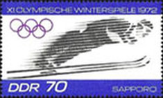 [Winter Olympic Games - Sapporo, Japan, Typ AYZ]