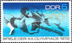 [Olympic Games - Munich, Germany, Typ AZW]