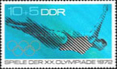[Olympic Games - Munich, Germany, Typ AZX]