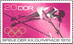 [Olympic Games - Munich, Germany, Typ AZY]