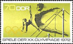 [Olympic Games - Munich, Germany, Typ BAB]