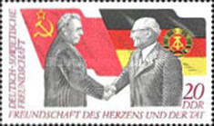 [The 25th Anniversary of DDR-Soviet Friendship, Typ BAD]