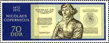 [The 500th Anniversary of the  Birth of Nicolaus Copernicus, Typ BCQ]