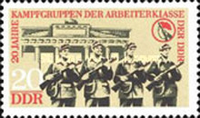 [The 20th Anniversary of the Task Force of Workers, Typ BEI]