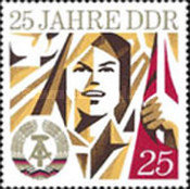 [The 25th Anniversary of DDR, Typ BHE]