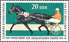 [Horses - International Horse Breeders of Socialist Countries Congress, Typ BHX]