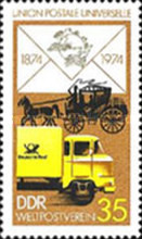 [The 100th Anniversary of the Universal Postal Union, Typ BIO]
