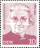 [In Memorial of Martha Arendsee, Typ BJN]