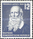 [The 100th Anniversary of the Death of Friedrich Ludwig Jahn, Typ BL]