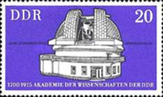 [The 275th Anniversary of the Academy of Science, Typ BLK]