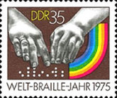[The 150th Anniversary of Braille Writing, Typ BMN]