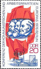 [The Communist and Labour Party Congress in Berlin, Typ BOQ]