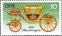 [Horse Drawn Carriages, Typ BOR]