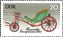 [Horse Drawn Carriages, Typ BOS]