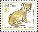 [The 100th Anniversary of Leipzig Zoo, Typ BVK]