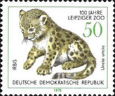 [The 100th Anniversary of Leipzig Zoo, Typ BVN]
