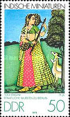 [Miniature Art from India, Typ BZE]