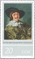 [The 400th Anniversary of the Birth of Frans Hals, Typ CDR]