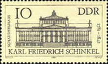[The 200th Anniversary of the Birth of Karl Friedrich Schinkel, Typ CGJ]