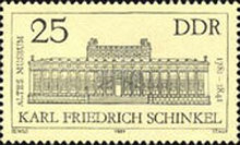 [The 200th Anniversary of the Birth of Karl Friedrich Schinkel, Typ CGK]
