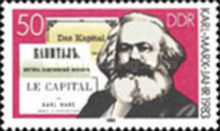 [The 100th Anniversary of the Death of Karl Marx, Typ CMP]