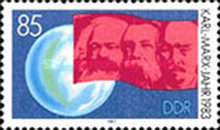 [The 100th Anniversary of the Death of Karl Marx, Typ CMR]