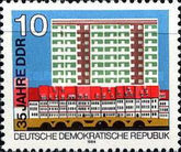 [The 35th Anniversary of DDR, Typ CQK]