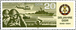 [The 35th Anniversary of DDR, Typ CQQ]