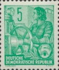 [Definitives - Five-Year Plan - New Watermark, Typ CR3]