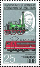[The 150th Anniversary of German Railways, Typ CTM]