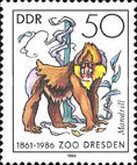 [The 125th Anniversary of Dresden Zoo, Typ CVM]