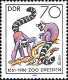[The 125th Anniversary of Dresden Zoo, Typ CVN]