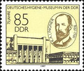 [The 75th Anniversary of the German Museum of Hygiene, Typ CXY]