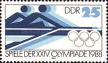 [Olympic Games - Seoul, South Korea, Typ DBP]
