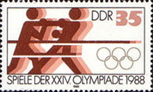 [Olympic Games - Seoul, South Korea, Typ DBQ]