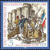 [The 200th Anniversary of the French Revolution, Typ DEG]