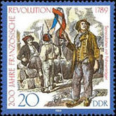 [The 200th Anniversary of the French Revolution, Typ DEH]
