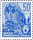[Definitives - Five-Year Plan  - New Perforation, Typ DF5]