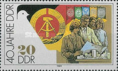 [The 40th Anniversary of DDR, Typ DFD]