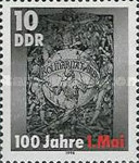 [The 100th Anniversary of the 1st of May, type DGS]