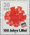 [The 100th Anniversary of the 1st of May, type DGT]