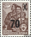 [Definitives - Five-Year Plan Stamps Surcharged - Offset Lithography Overprint, Typ DH4]
